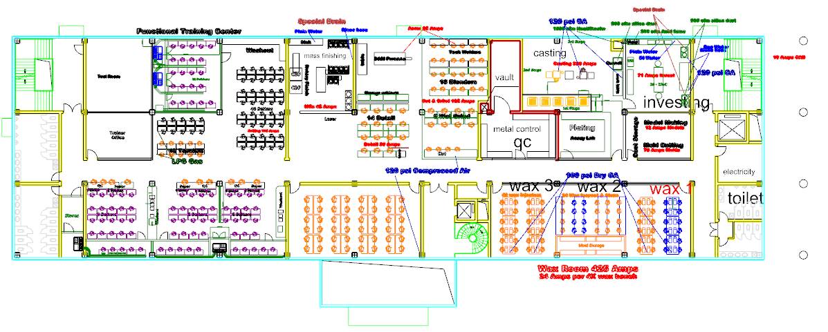 Factory Layout Jett Research